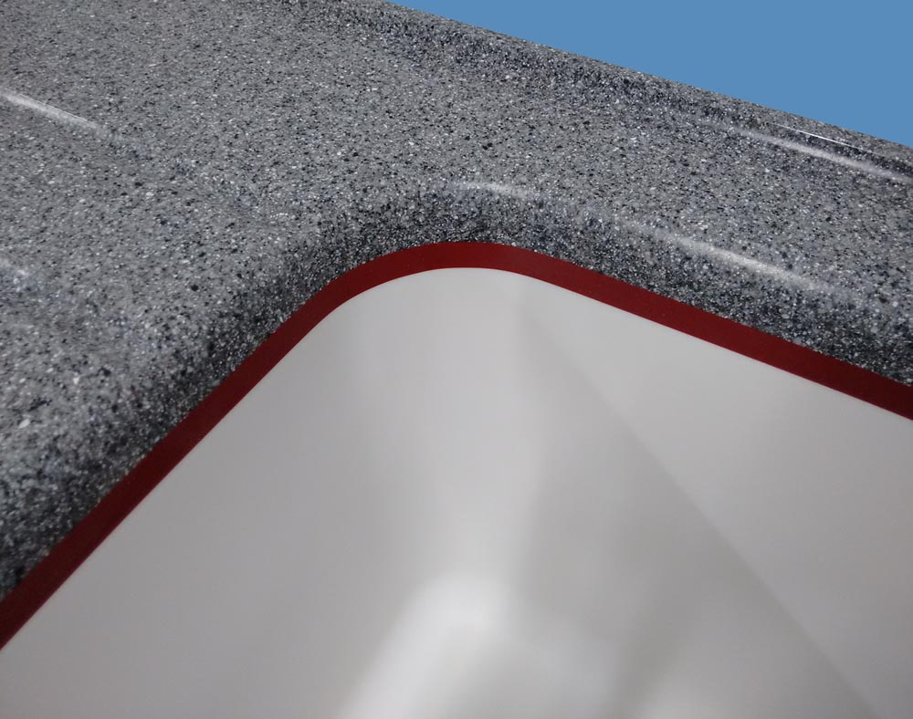 Seamless Joints - Solid Surface