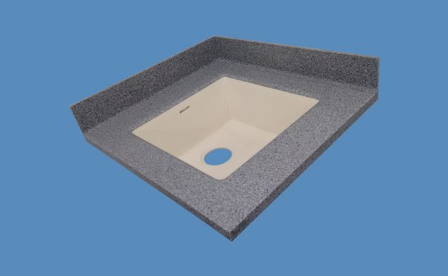 Solid Surface Basin